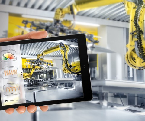 Internet of Things e fabbrica: l'industria 4.0